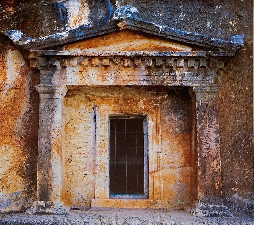 The Lycian Tomb